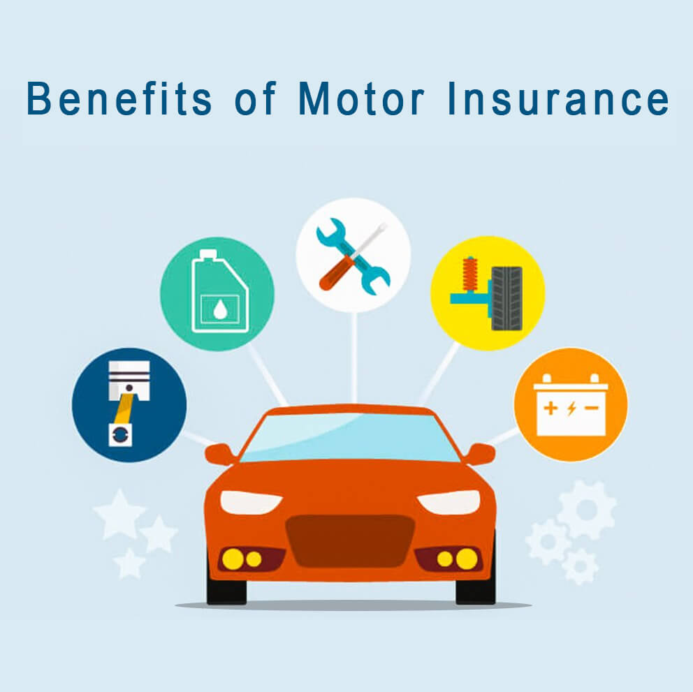 benefits of buying motor-vehicle insurance